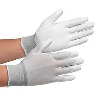 ミドリ安全 静電気拡散性手袋 MCGー800  手のひらコーティング L 10双/袋 1袋(10双入)(直送品)