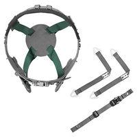 ミドリ安全 ヘルメット関連用品 ヘルメット内装品 内装一式 RA用 SC-5F 1式 (直送品)