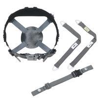 ミドリ安全 ヘルメット関連用品 ヘルメット内装品 内装一式 SC-13PCLV 1式 (直送品)