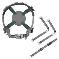 ミドリ安全 ヘルメット関連用品 ヘルメット内装品 内装一式 SC-13BV RA 1式 (直送品)