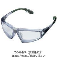 ミドリ安全 ビジョンベルデ 保護めがね 二眼形 曇り止め VD-201F 1個(取寄品)