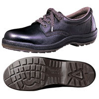 ミドリ安全 快適安全靴 ハイ・ベルデコンフォート CF210 ブラック 26.5cm(3E) 1足 (直送品)