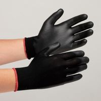 ミドリ安全 作業手袋 ハイグリップ ウレタン背抜き手袋 MHG-200 M 10双入 1セット(直送品)