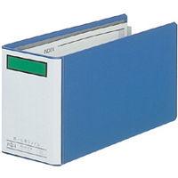 キングジム 統一伝票用ファイル(5×10) 青 897-8 1箱(10冊入) (取寄品)