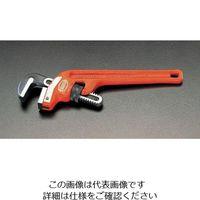 """エスコ(esco) 2 """" /350mm エンドパイプレンチ(強力型) 1丁 EA546RE-14(直送品)"""