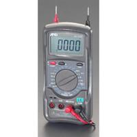 esco(エスコ) [デジタル]マルチテスター EA707AD-10 1個 (直送品)