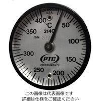 esco(エスコ) +10℃/+400℃表面温度計(マグネット付) EA722Y-400 1個 (直送品)