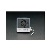 エスコ(esco) 最高・最低・温度・湿度計 1個 EA742GA (直送品)