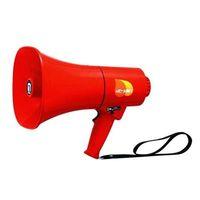 エスコ(esco) 15W メガホン(サイレン音付) 1個 EA916X-35(直送品)