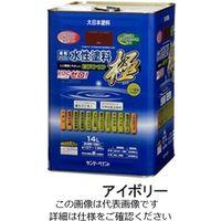 エスコ(esco) 14L [水性]多目的塗料(アイボリー) 1缶(14000mL) EA942E-42(直送品)