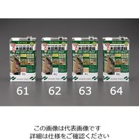 エスコ(esco) 3.4L 油性・木部用塗料(マホガニー) 1缶(3400mL) EA942EJ-64(直送品)