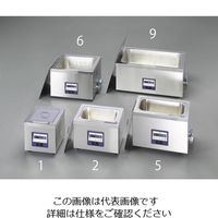 エスコ(esco) 20.4L超音波洗浄機 1台 EA115HD-9 (直送品)
