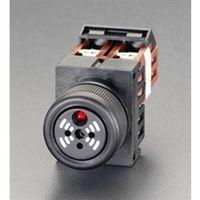 エスコ(esco) 22mm用 ブザー(LEDランプ付) 1個 EA940DA-45(直送品)