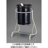 エスコ(esco) 20L丸缶用スタンド 1個 EA520W-6(直送品)