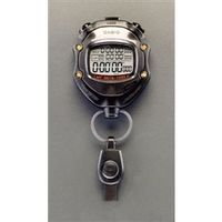 esco(エスコ) 1/1000秒 防水 ストップウォッチ EA798C-19 1個 (直送品)