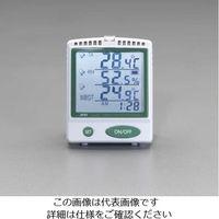 esco(エスコ) 温湿度データロガー EA742GC-11 1個 (直送品)