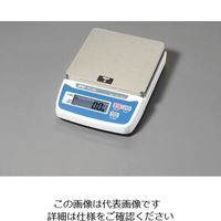 esco(エスコ) デジタルはかり コンパクトスケール 510g(最小表示0.1g) EA715A-12 1台 (直送品)