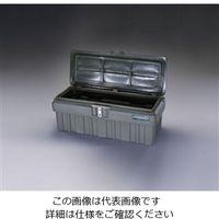 エスコ(esco) 1330x635x515mm 車載ケース(樹脂製/OD色) 1個 EA960AB-5D(直送品)