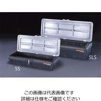 エスコ(esco) 1330x635x290mm 車載ケース(樹脂製) 1個 EA960AB-5S(直送品)