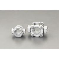 """エスコ(esco) PT3/4""""[透視式]サイトグラス(ステンレス製) 1個 EA469SC-6(直送品)"""