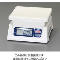 esco(エスコ) 取引証明用(検定付) デジタルはかり 最大秤量30kg EA715DB-30A 1台 (直送品)
