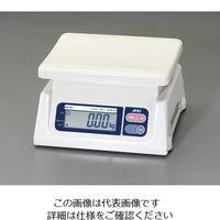 esco(エスコ) 取引証明用(検定付) デジタルはかり 秤量10kg(最小表示10g) EA715DB-10A 1台 (直送品)