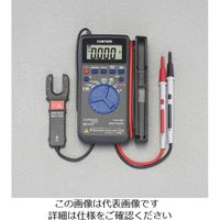 esco(エスコ) [クランプ式]デジタルテスター EA707BC-1 1個 (直送品)