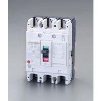 エスコ(esco) 240V/ 75A/3極 ノーヒューズ遮断器(フレーム100) 1個 EA940MM-46(直送品)