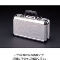 エスコ(esco) 380x110x210mm アルミケース 1個 EA502D(直送品)