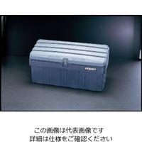 エスコ(esco) 1100x580x695mm 車載ケース(樹脂製) 1個 EA960AB-1(直送品)