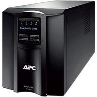 シュナイダーエレクトリック APC SmartーUPS 1500 LCD 10 0V 5年保証 SMT1500J5W 1式 (直送品)