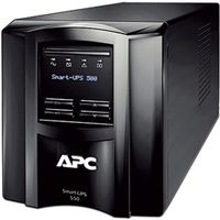 シュナイダーエレクトリック APC SmartーUPS 500 LCD 100 V 3年保証 SMT500J3W 1式 (直送品)