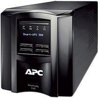 シュナイダーエレクトリック APC SmartーUPS 500 LCD 100 V 5年保証 SMT500J5W 1式 (直送品)
