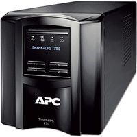 シュナイダーエレクトリック APC SmartーUPS 750 LCD 100 V 3年保証 SMT750J3W 1式 (直送品)
