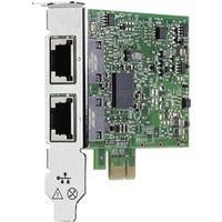 HP(旧コンパック) Ethernet 1Gb 2ポート 332T ネッ トワークアダプター 615732-B21 1個 (直送品)