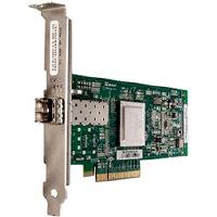 IBM Qlogic 8Gb ファイバーチャネルシングルポ ート HBA(PCIーE) 42D0501 1個 (直送品)
