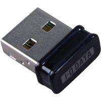 アイ・オー・データ機器 IEEE802.11n/g/b準拠 150Mbps (規格値) 超小型無線LANアダプター ブラック WN-G150UMK (直送品)