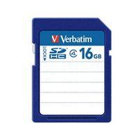 三菱化学メディア SDHCカード 16GB Class4 SDHC16GYVB1 1個 (直送品)