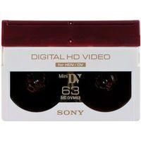 ソニー ミニDVカセット デジタルHD対応 63分 ICメ モリーなし 5巻パック 5DVM63HD 1個 (直送品)