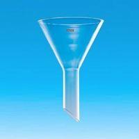 東京硝子器械 Fine ガラス足太ロート 120mm  000-09-12-03 1個 (直送品)
