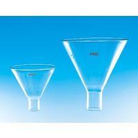 東京硝子器械 Fine ガラス粉末ロート 100mm  000-09-25-02 1個 (直送品)