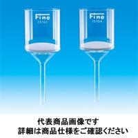 東京硝子器械 Fineガラスろ過器 ブフナー型 151G2 000ー09ー41ー74 1個 (直送品)