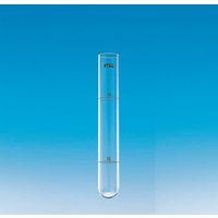 東京硝子器械 水道法試験管 75mL 27×250H  121-03-61-05 1本 (直送品)