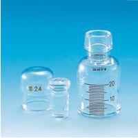 東京硝子器械 共通標準試薬保存容器 透明 20mL  284-05-28-01 1個 (直送品)