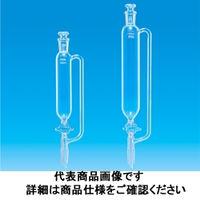 東京硝子器械 透明円筒分液側管目無100mL15ー19 330ー13ー74ー90 1個 (直送品)