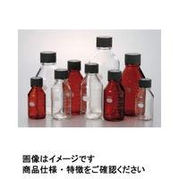 三商 SG(ガラス)ボトル 茶 500mL-33 85-1318 (直送品)