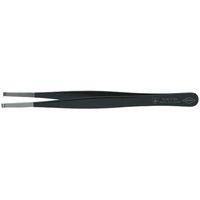 esco(エスコ) 3.8x120mm精密用ピンセット(ステンレス製ESD) EA595EE-4 1セット(2本) (直送品)