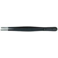 esco(エスコ) 3.5x145mm精密用ピンセット(ステンレス製ESD) EA595EE-10 1セット(2本) (直送品)