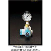 esco(エスコ) 水圧テストゲージ EA115F-1 1セット(2個) (直送品)