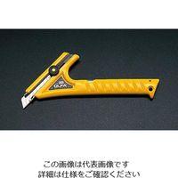 エスコ(esco) 270mm カッターナイフ 1セット(4個:1個×4本) EA589BB(直送品)